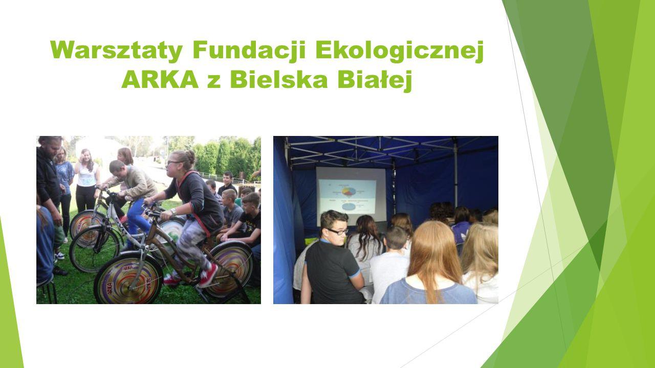 Warsztaty Fundacji Ekologicznej ARKA z Bielska Białej