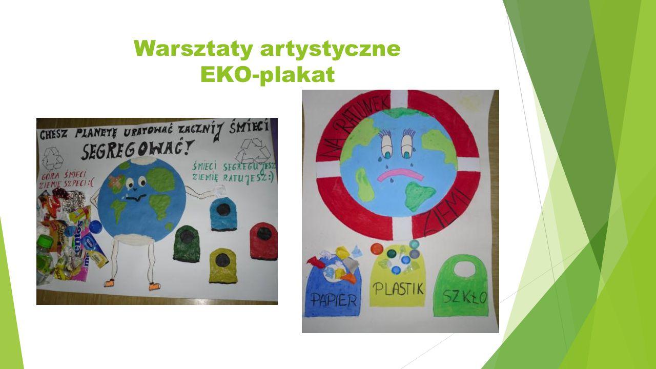 Warsztaty artystyczne EKO-plakat