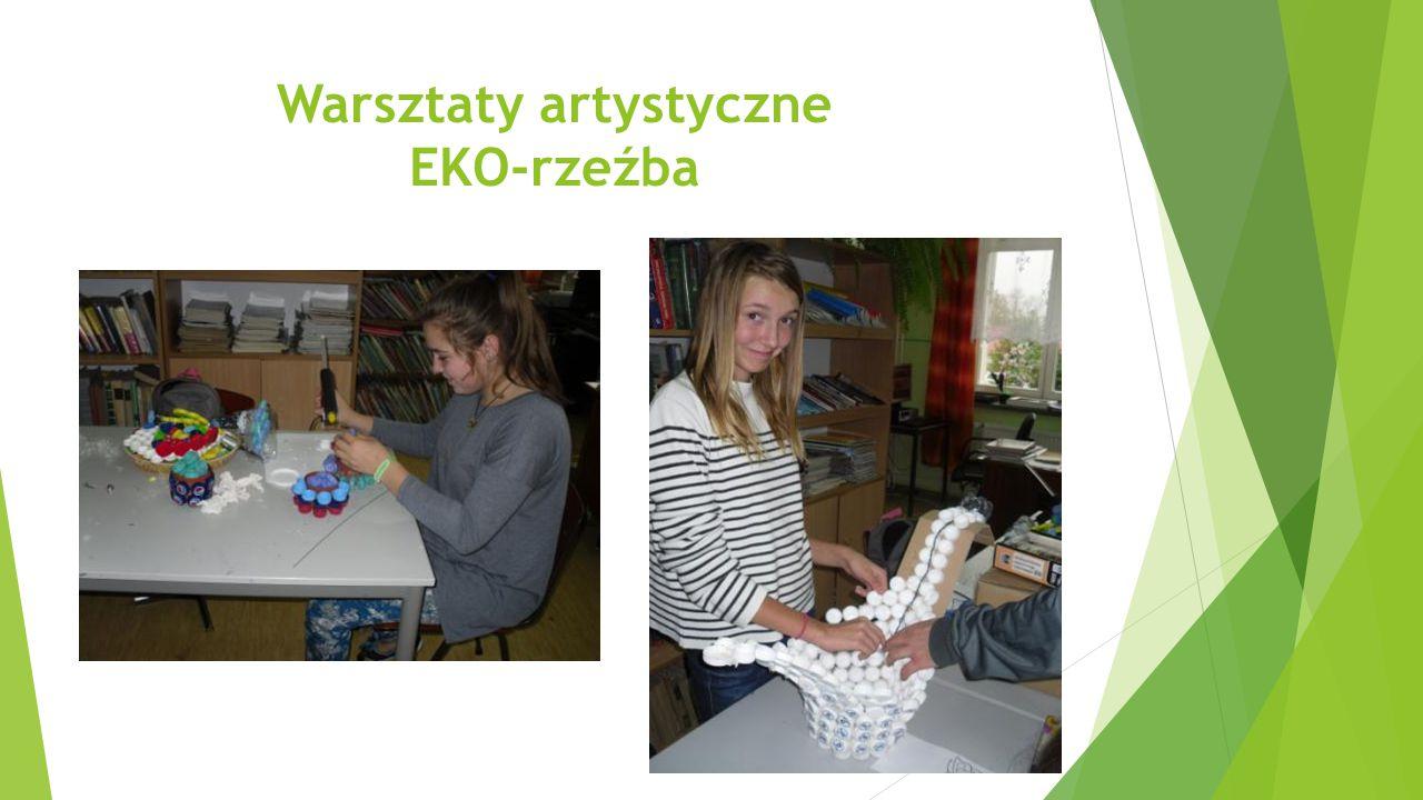 Warsztaty artystyczne EKO-rzeźba