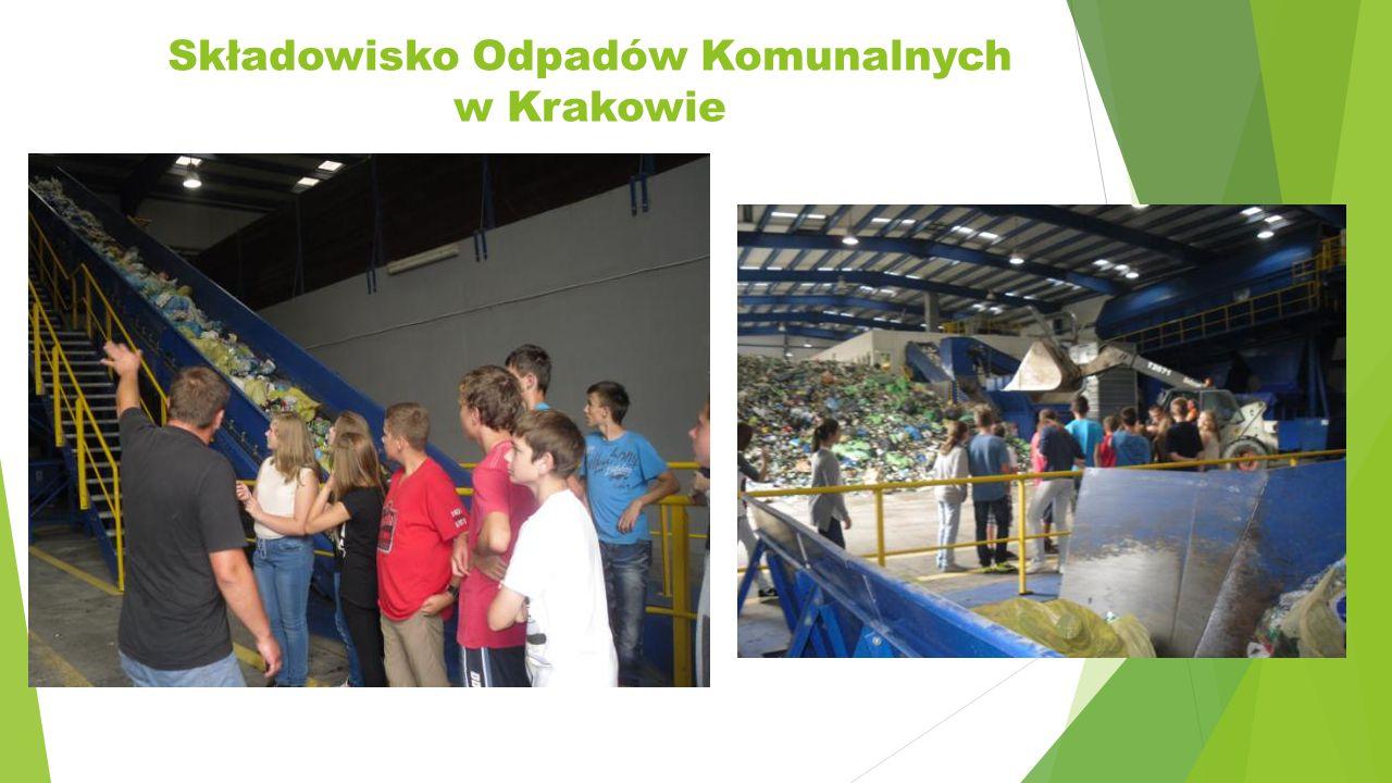 Składowisko Odpadów Komunalnych w Krakowie