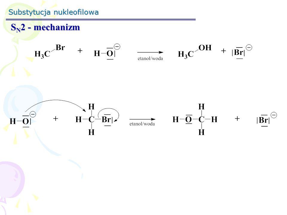 Substytucja nukleofilowa