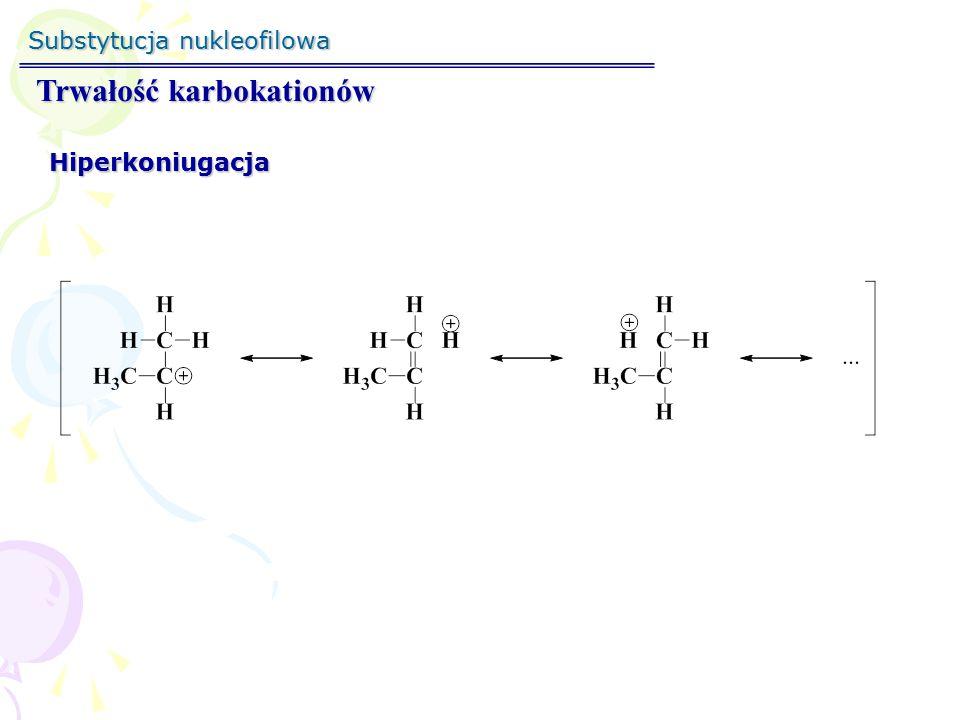 Trwałość karbokationów