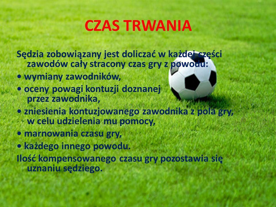 CZAS TRWANIA