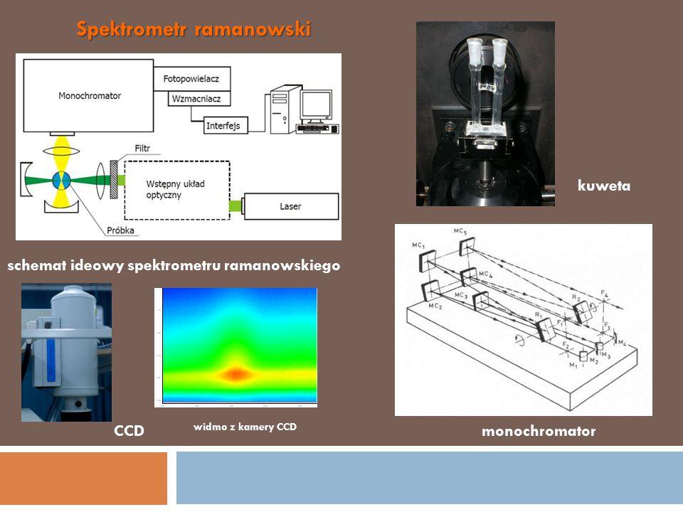 Spektrometr ramanowski
