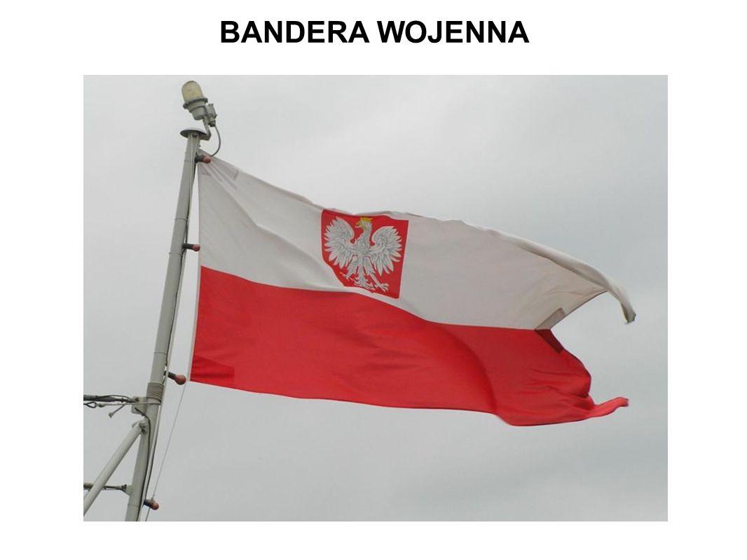 BANDERA WOJENNA