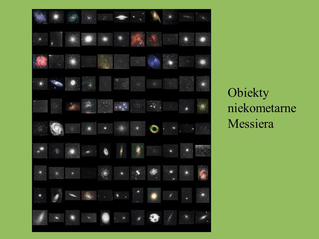 Obiekty niekometarne Messiera