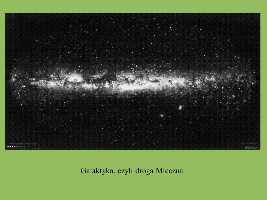 Galaktyka, czyli droga Mleczna