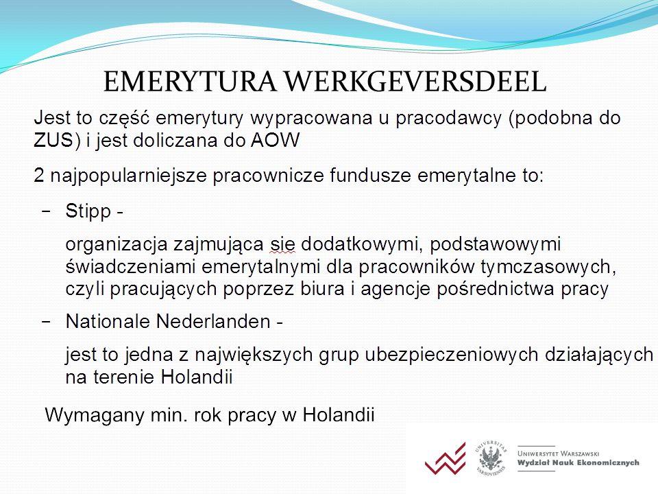 EMERYTURA WERKGEVERSDEEL