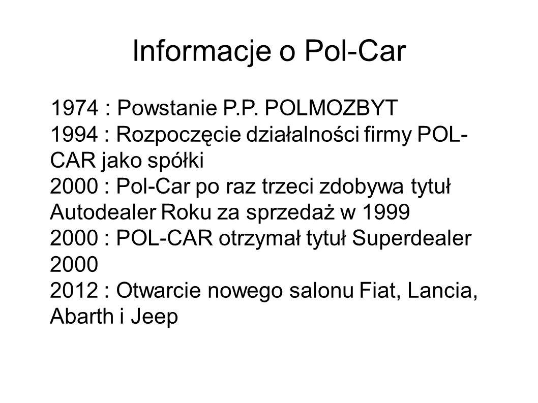 Informacje o Pol-Car