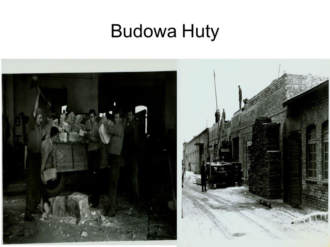 Budowa Huty