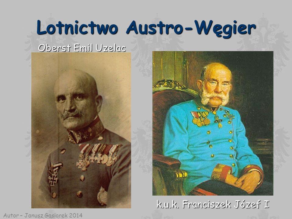 Lotnictwo Austro-Węgier