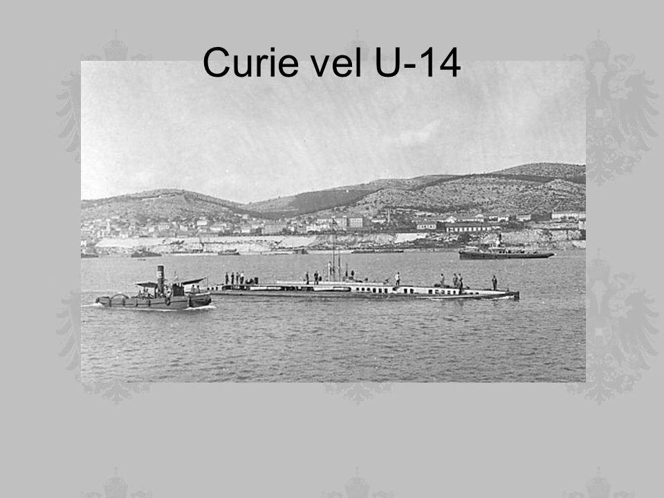 Curie vel U-14