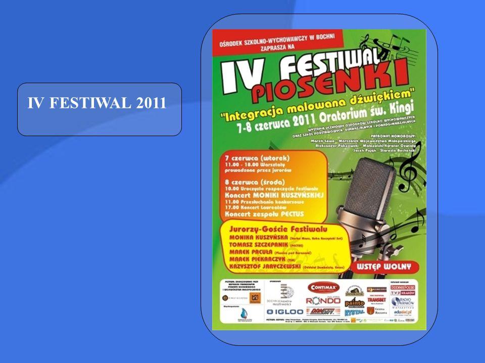 IV FESTIWAL 2011