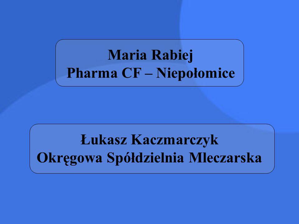 Pharma CF – Niepołomice Okręgowa Spółdzielnia Mleczarska