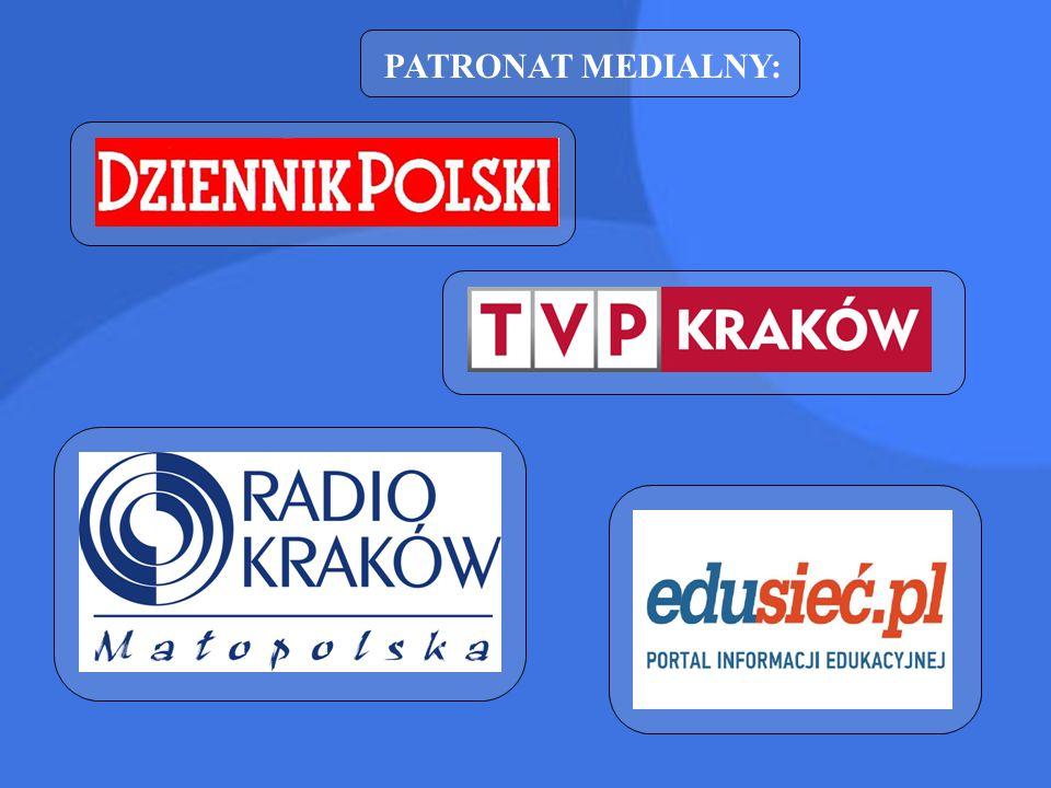 PATRONAT MEDIALNY:
