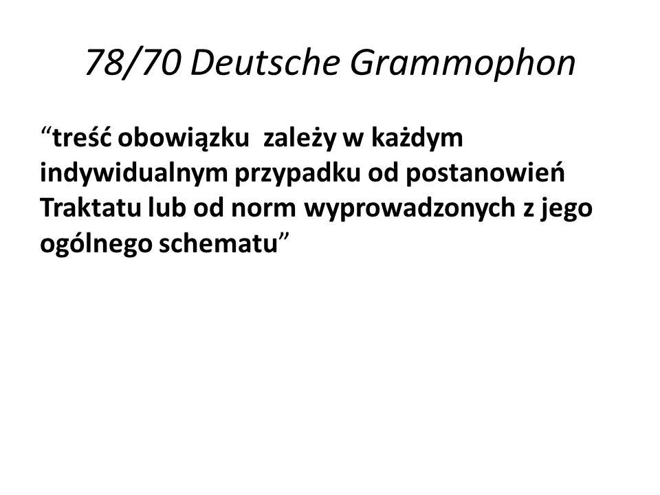 78/70 Deutsche Grammophon