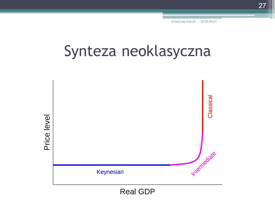 Arkadiusz Sieroń 2017-04-09 Synteza neoklasyczna