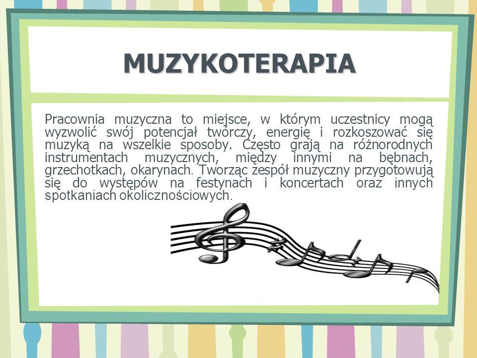 MUZYKOTERAPIA