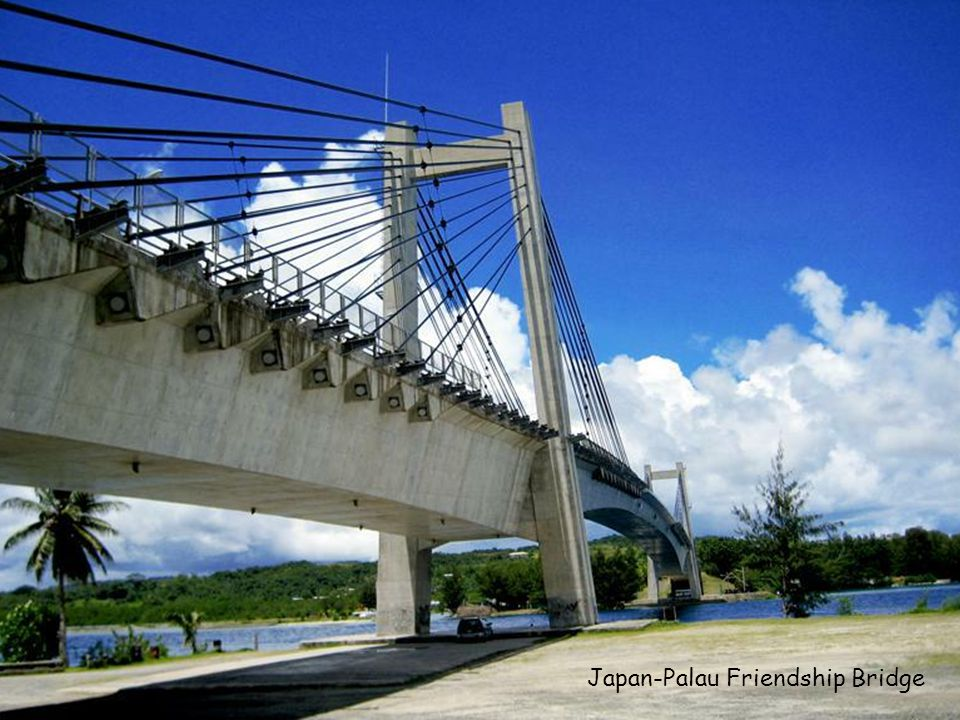 Japan-Palau Friendship Bridge