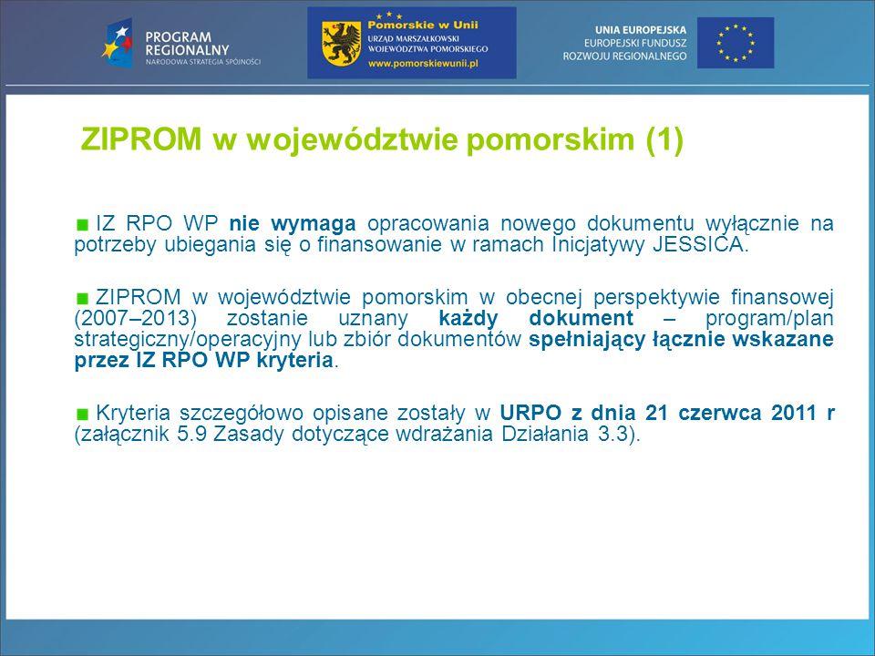 ZIPROM w województwie pomorskim (1)