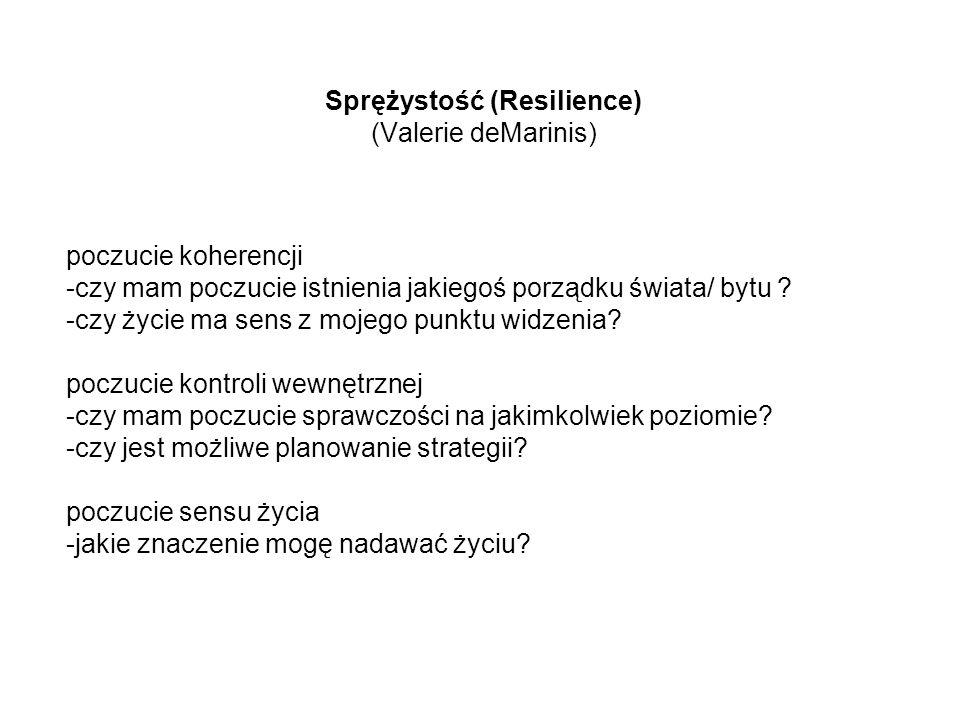 Sprężystość (Resilience) (Valerie deMarinis)