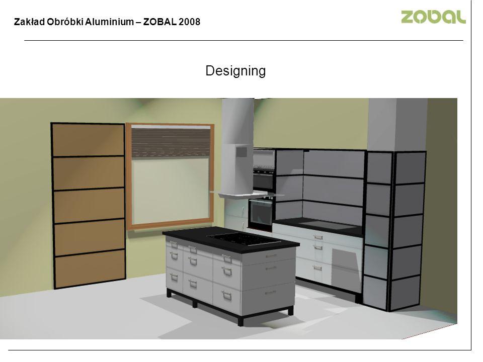 Zakład Obróbki Aluminium – ZOBAL 2008