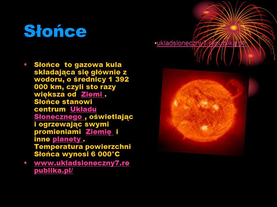 Słońce ukladsloneczny7.republika.pl/