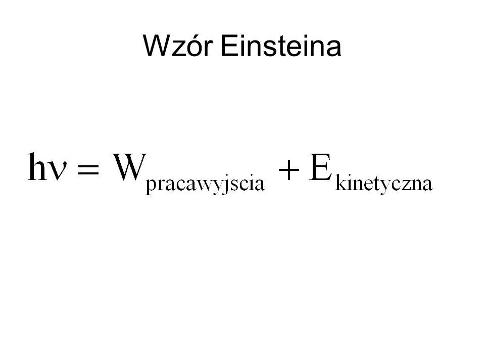 Wzór Einsteina