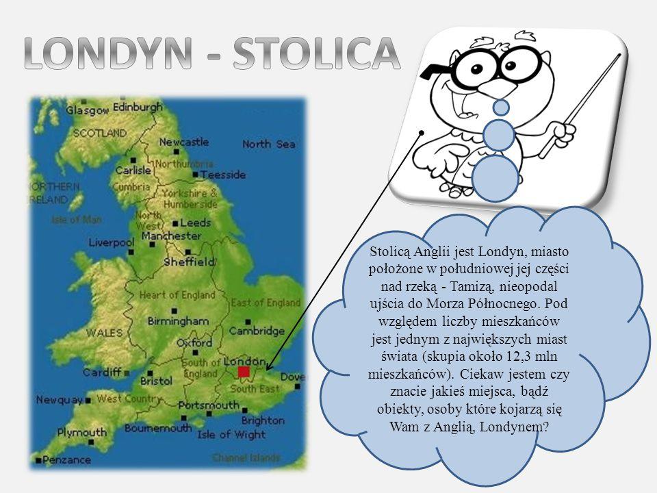 LONDYN - STOLICA