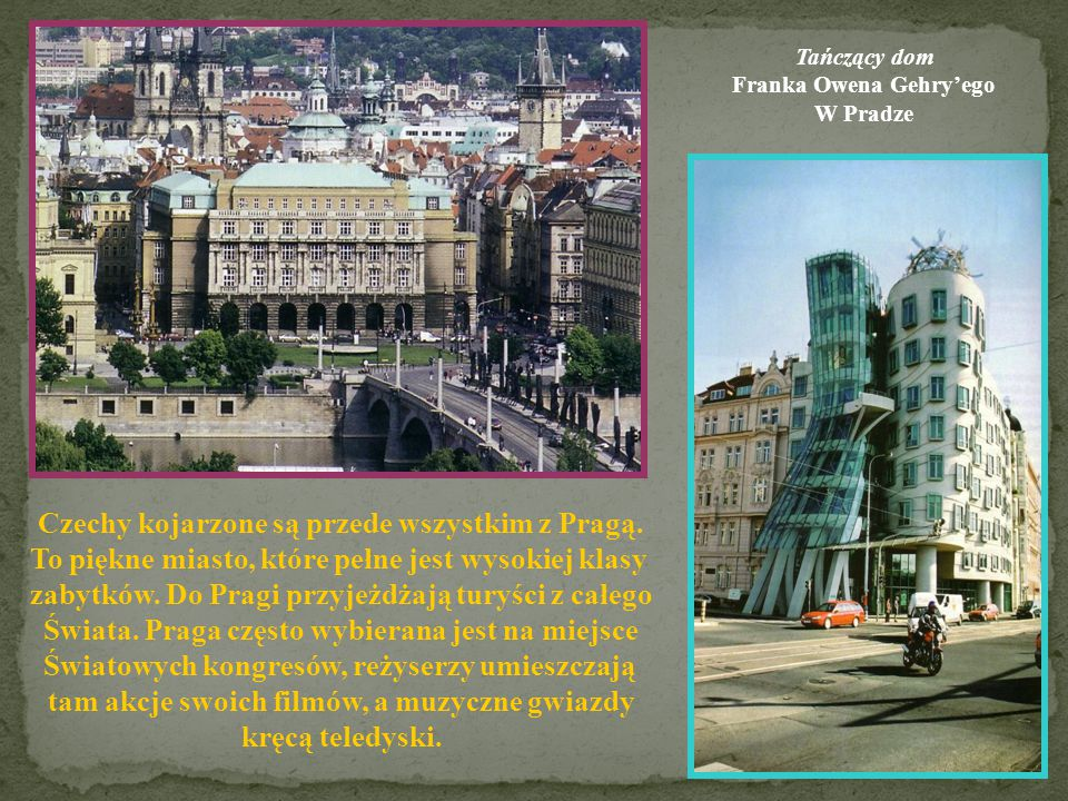Czechy kojarzone są przede wszystkim z Pragą.