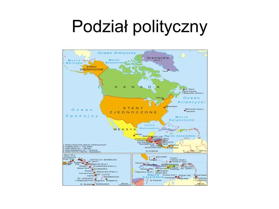 Podział polityczny
