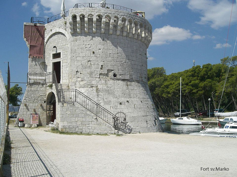 Fort sv.Marko