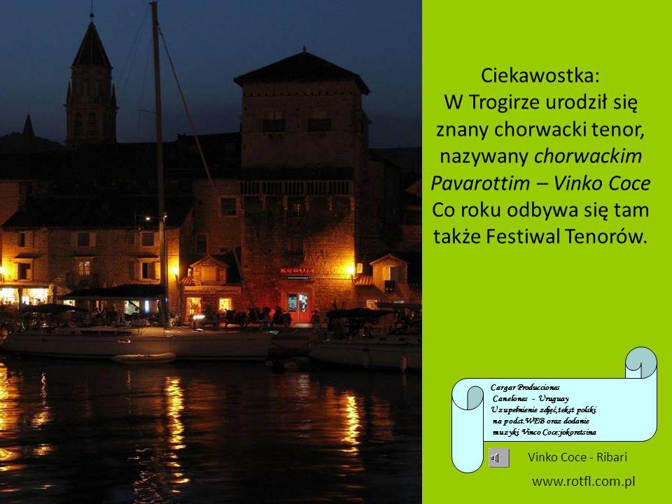 Co roku odbywa się tam także Festiwal Tenorów.