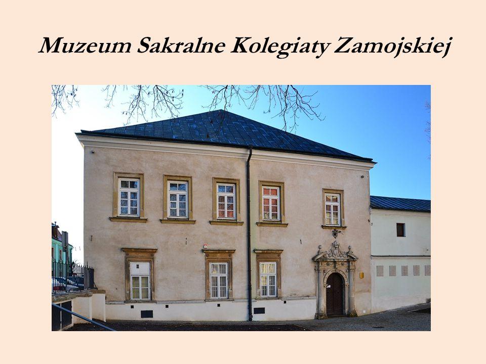 Muzeum Sakralne Kolegiaty Zamojskiej
