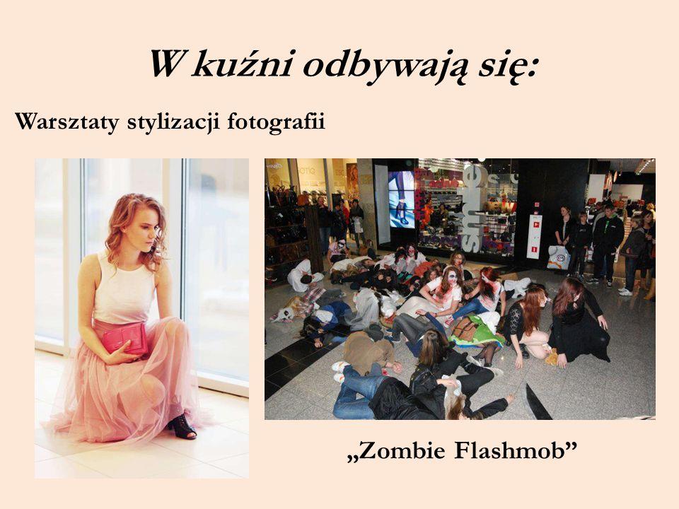 """W kuźni odbywają się: """"Zombie Flashmob"""