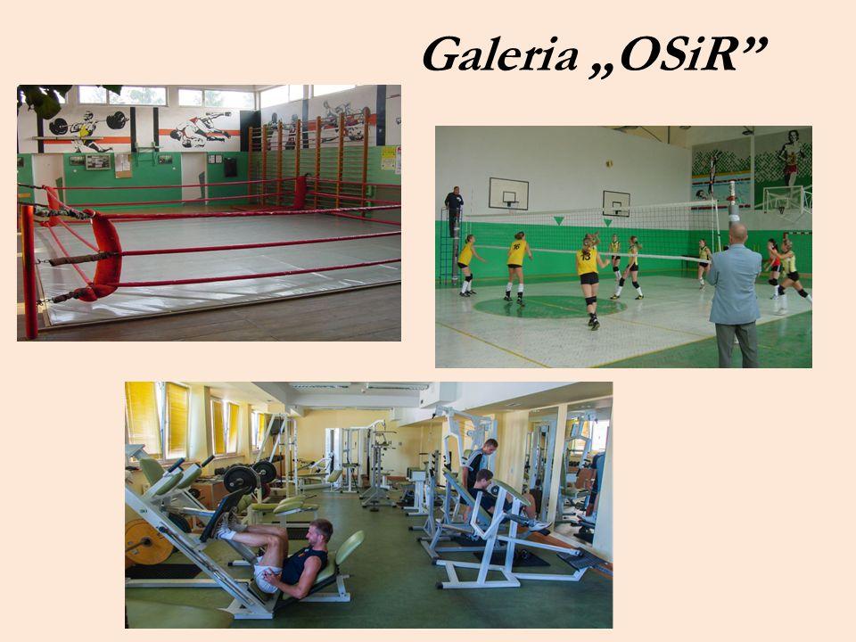 """Galeria """"OSiR"""