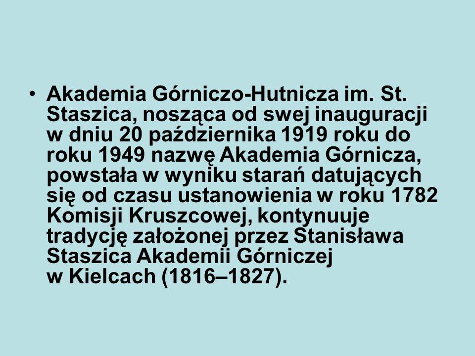 Akademia Górniczo-Hutnicza im. St