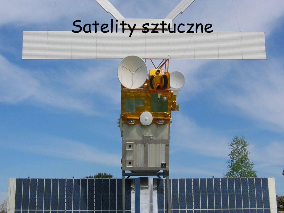 Satelity sztuczne