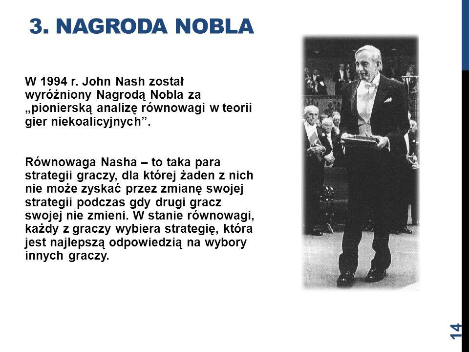 3. Nagroda nobla