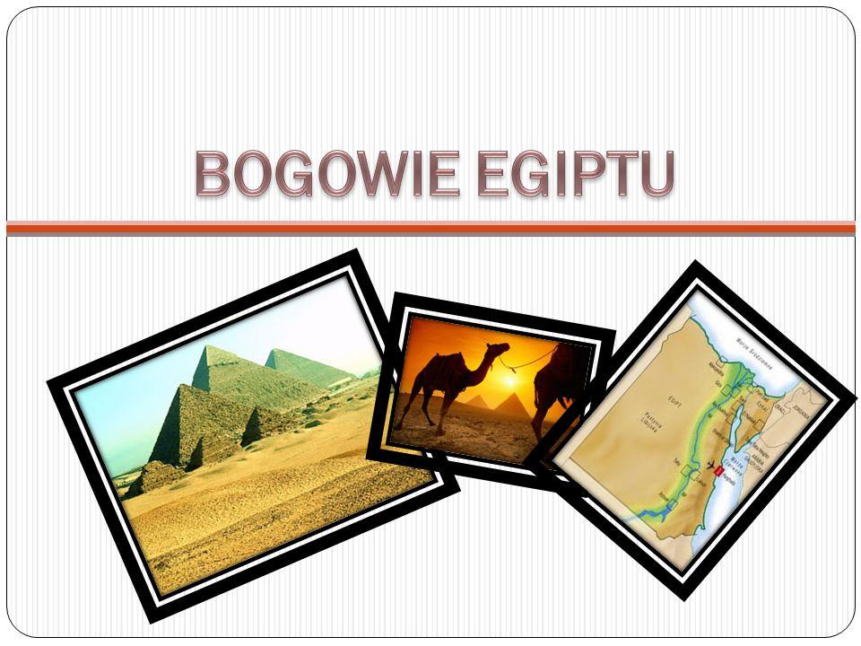 BOGOWIE EGIPTU