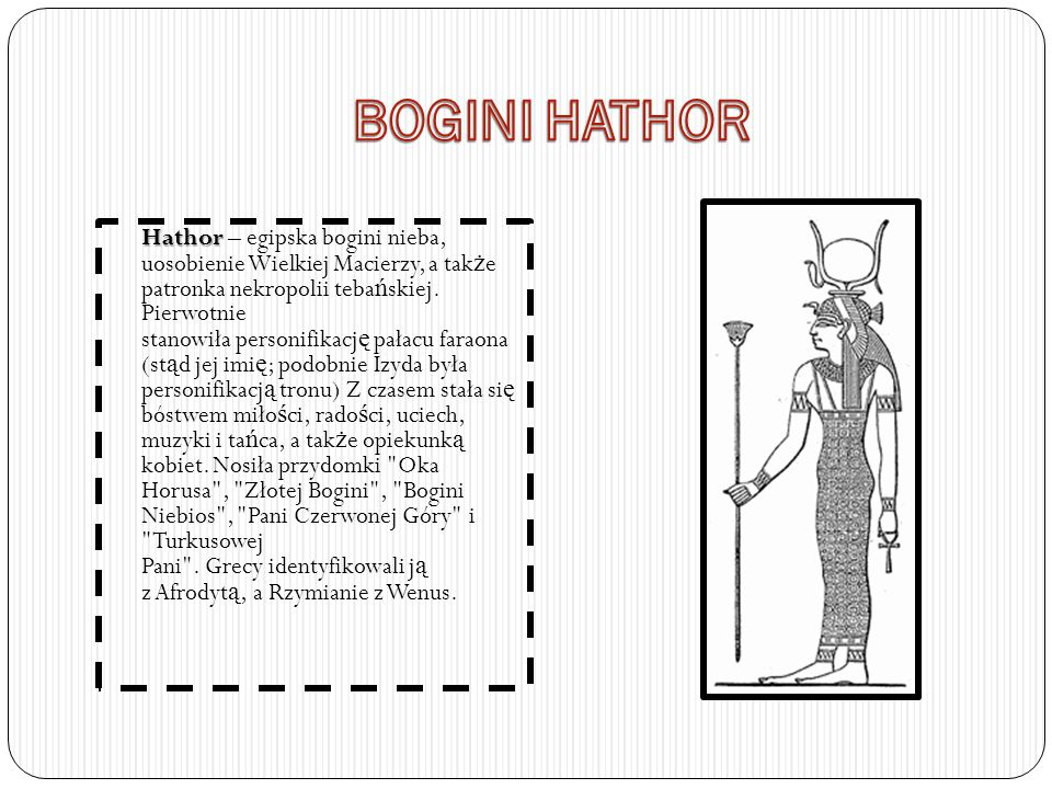 BOGINI HATHOR