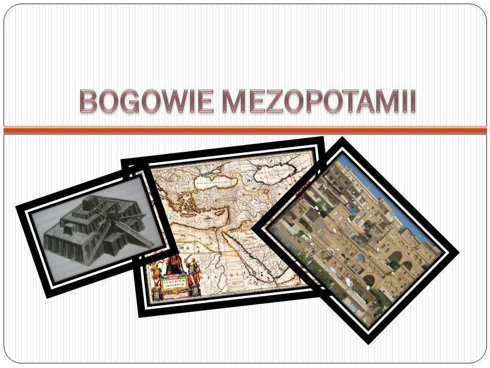 BOGOWIE MEZOPOTAMII