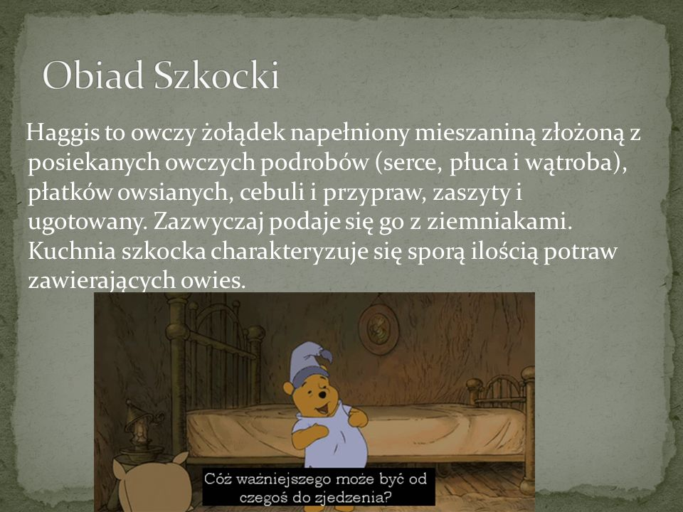 Obiad Szkocki