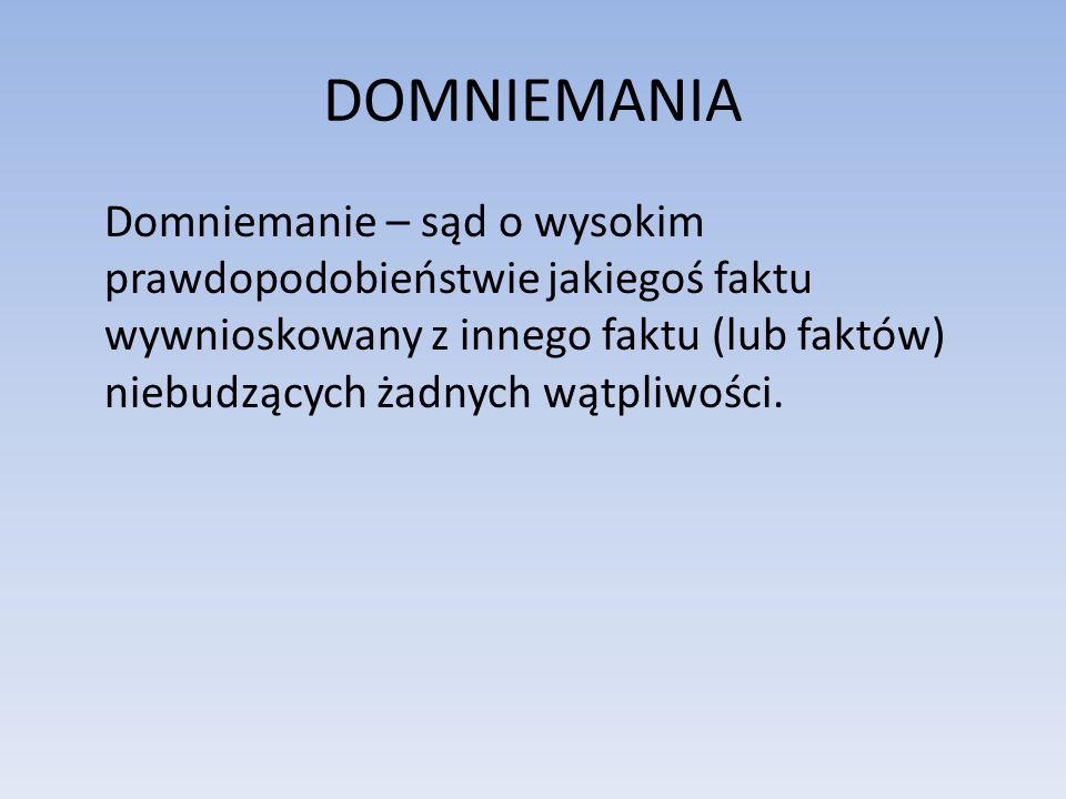 DOMNIEMANIA