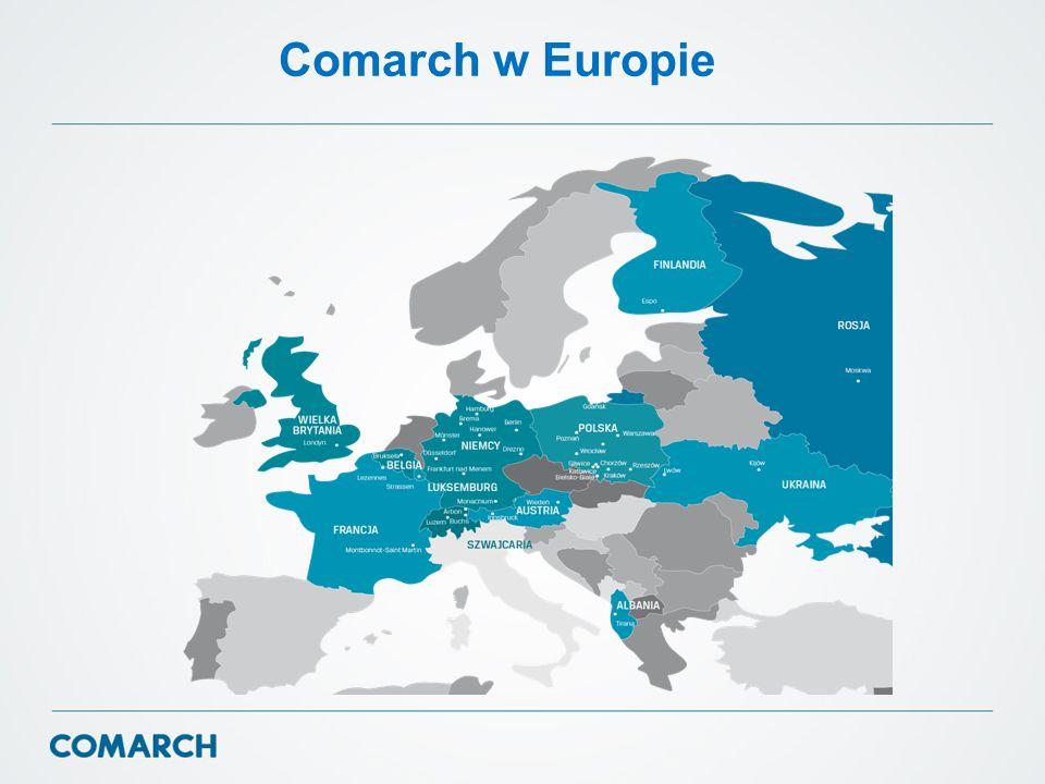 Comarch w Europie