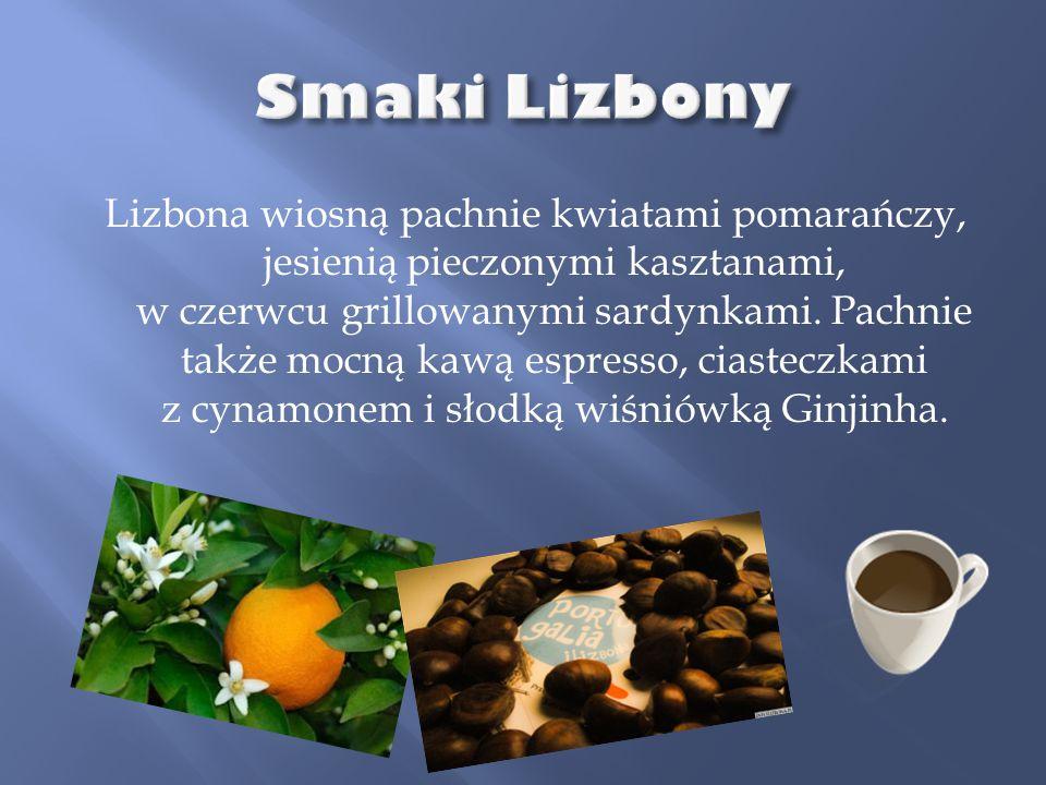 Smaki Lizbony