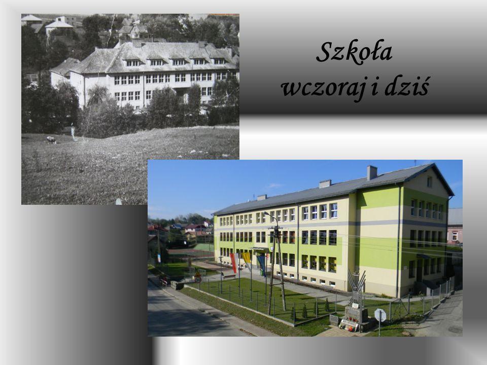 Szkoła wczoraj i dziś