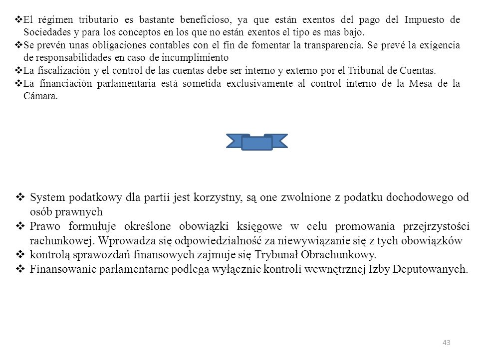 kontrolą sprawozdań finansowych zajmuje się Trybunał Obrachunkowy.