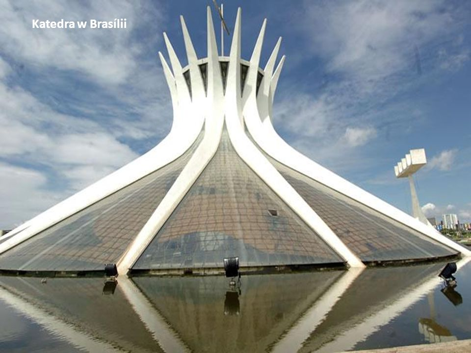 Katedra w Brasílii הקתדרלה של ברזיליה - ברזיל