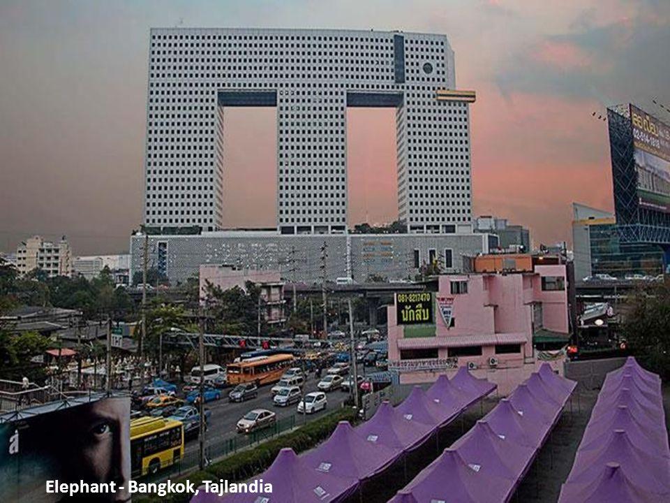 Elephant - Bangkok, Tajlandia